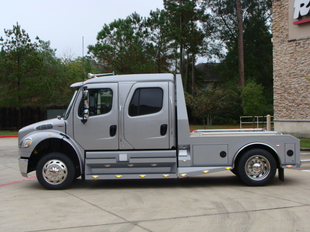 2014 Freightliner M2 106 SPORT SPORTCHASSIS RHA CONROE, TX 10