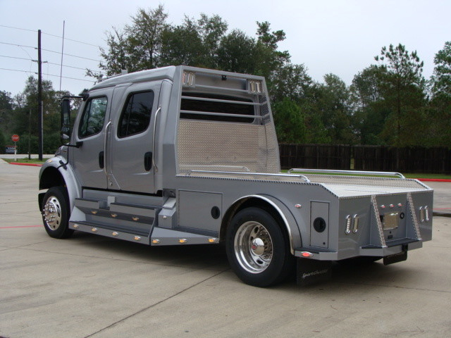 2014 Freightliner M2 106 SPORT SPORTCHASSIS RHA CONROE, TX 11