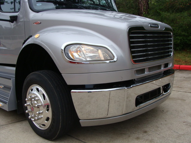 2014 Freightliner M2 106 SPORT SPORTCHASSIS RHA CONROE, TX 4