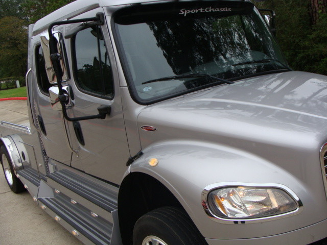 2014 Freightliner M2 106 SPORT SPORTCHASSIS RHA CONROE, TX 3
