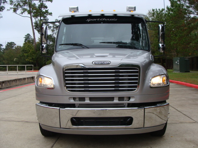 2014 Freightliner M2 106 SPORT SPORTCHASSIS RHA CONROE, TX 5