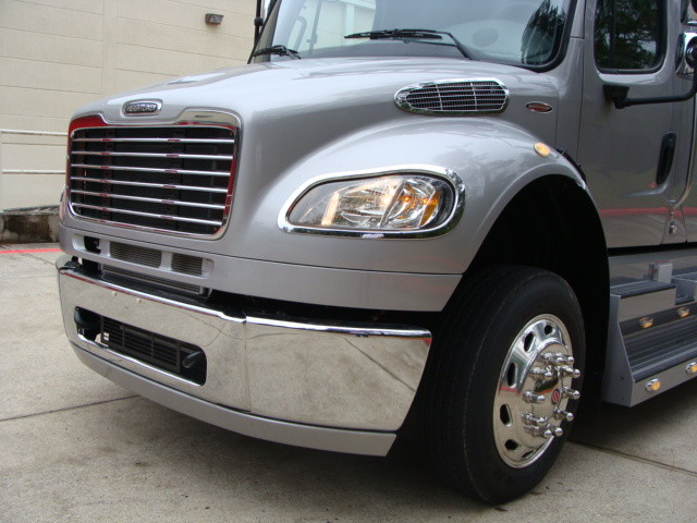 2014 Freightliner M2 106 SPORT SPORTCHASSIS RHA CONROE, TX 6