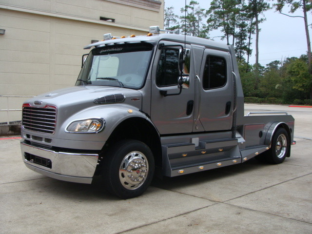 2014 Freightliner M2 106 SPORT SPORTCHASSIS RHA CONROE, TX 8