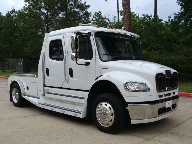 2013 Freightliner M2 106 SPORT SPORTCHASSIS RHA CONROE, TX 0