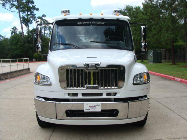 2013 Freightliner M2 106 SPORT SPORTCHASSIS RHA CONROE, TX 4
