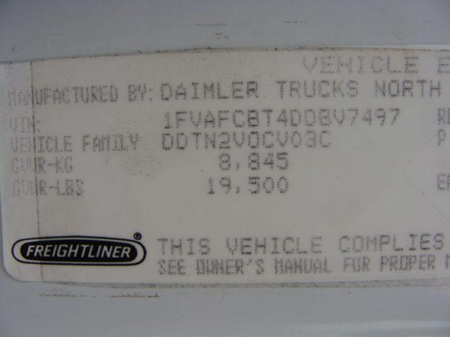 2013 Freightliner M2 106 SPORT SPORTCHASSIS RHA CONROE, TX 47