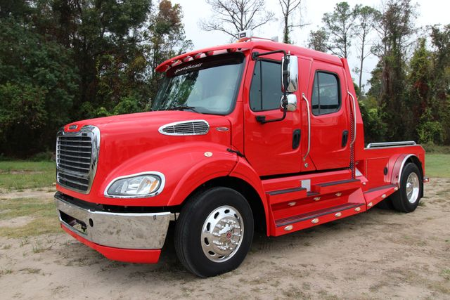 2013 Freightliner M2 SportChassis RHA114 CONROE, TX 7