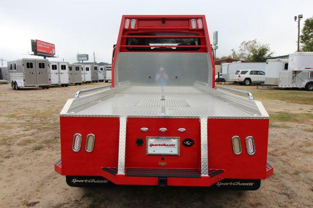 2013 Freightliner M2 SportChassis RHA114 CONROE, TX 12