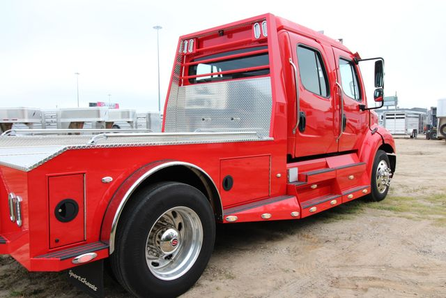 2013 Freightliner M2 SportChassis RHA114 CONROE, TX 13