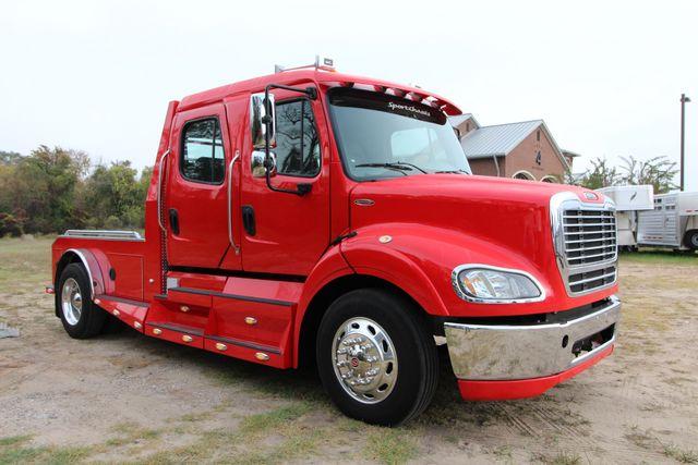 2013 Freightliner M2 SportChassis RHA114 CONROE, TX 15