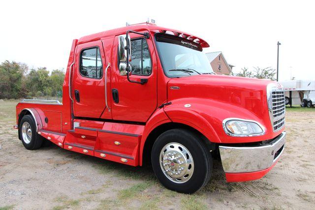 2013 Freightliner M2 SportChassis RHA114 CONROE, TX 1