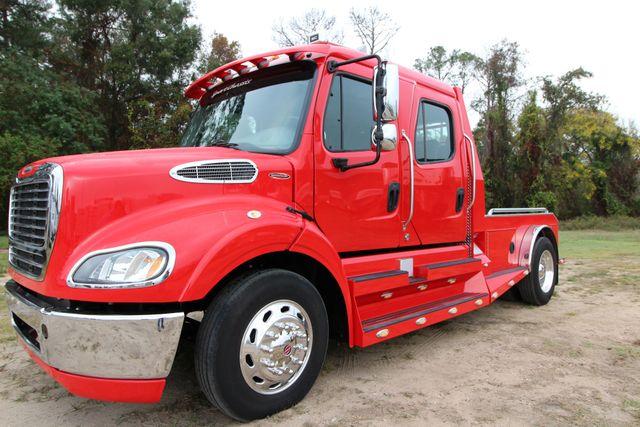 2013 Freightliner M2 SportChassis RHA114 CONROE, TX 6