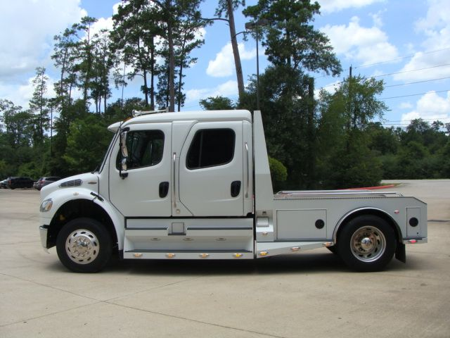 2013 Freightliner M2 SPORTCHASSIS RHA LUXURY RANCH HAULER MEDIUM DUTY CONROE, TX 11