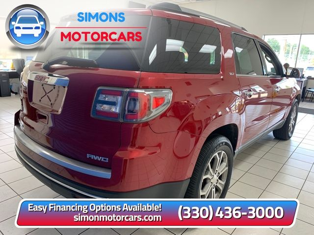 2013 GMC Acadia SLT in Akron, OH 44320