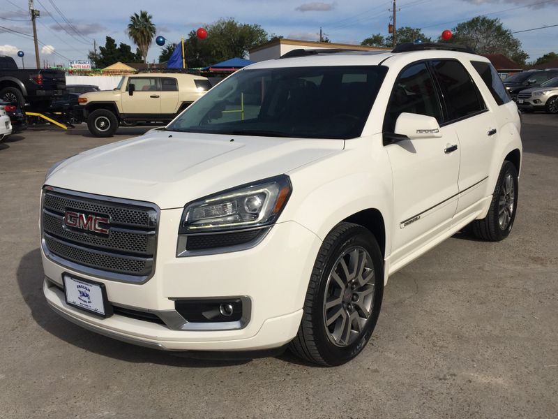 2013 GMC Acadia Denali  Brownsville TX  English Motors  in Brownsville, TX