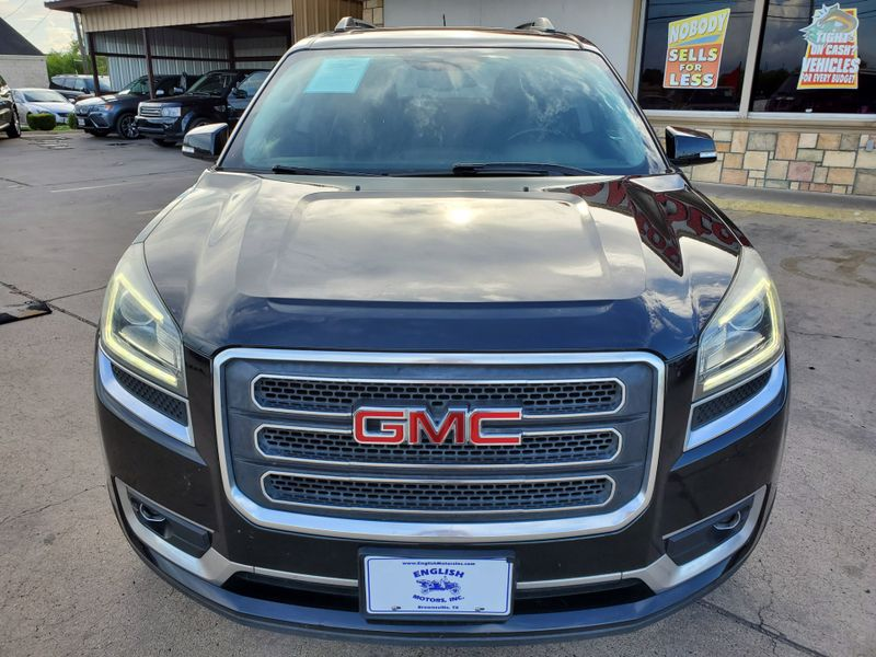2013 GMC Acadia SLT  Brownsville TX  English Motors  in Brownsville, TX