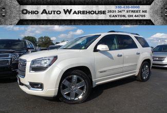 2013 GMC Acadia Denali AWD Navi Tv/DVD Clean Carfax We Finance   Canton, Ohio   Ohio Auto Warehouse LLC in Canton Ohio