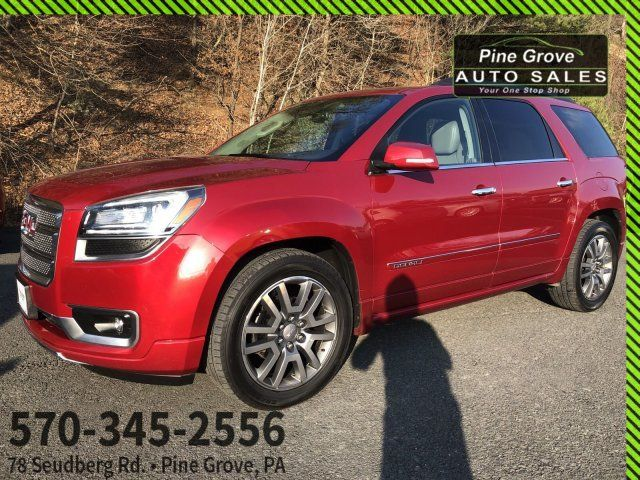 2013 GMC Acadia in Pine Grove PA