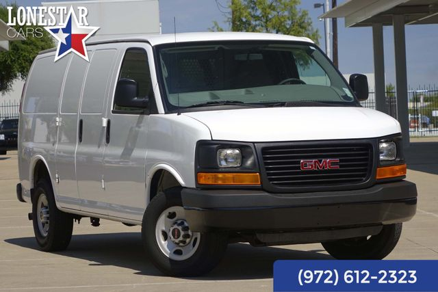 2013 GMC G2500 Cargo Van Savana One Owner