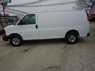 2013 GMC Savana Cargo Van 2500   Fort Worth, TX   Cornelius Motor Sales in Fort Worth TX