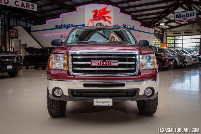 2013 GMC Sierra 1500 SLE 4X4 in Addison Texas, 75001