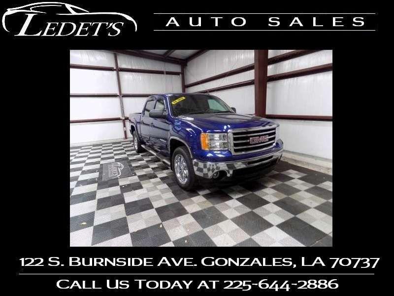 2013 GMC Sierra 1500 SLE - Ledet's Auto Sales Gonzales_state_zip in Gonzales Louisiana