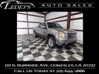 2013 GMC Sierra 1500 SLE - Ledet's Auto Sales Gonzales_state_zip in Gonzales