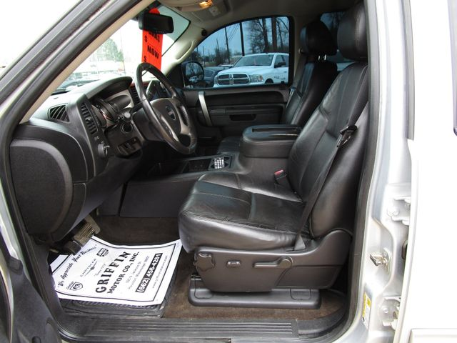 2013 GMC Sierra 1500 SLE Crew Cab 4x4 Houston, Mississippi 8