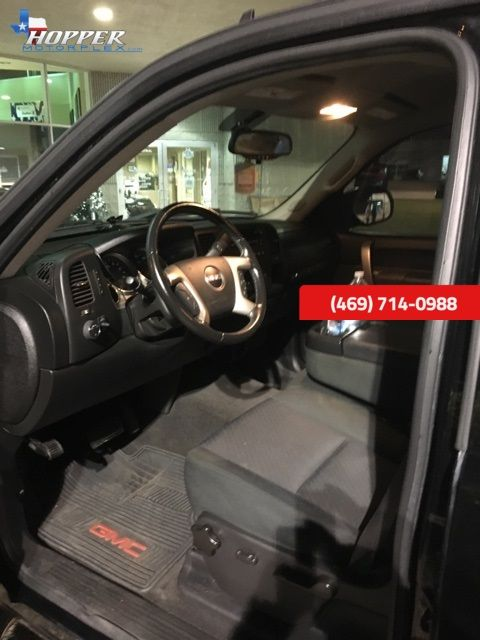 2013 GMC Sierra 1500 SLE in McKinney, Texas 75070