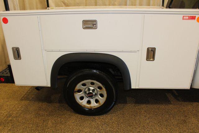 2013 GMC Sierra 1500 Reg cab utility box Work Truck in Roscoe IL, 61073