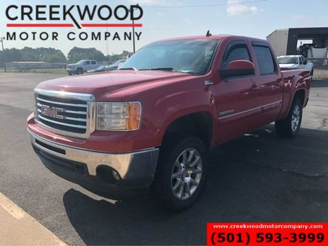 2013 GMC Sierra 1500 SLE 4x4 Z71 Red Chrome 20s New Tires Low Miles in Searcy, AR