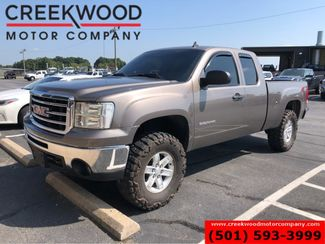 2013 GMC Sierra 1500 SLE 4x4 Z71 Extended Cab Lifted New Tires LowMiles in Searcy, AR 72143