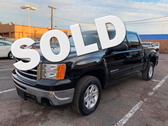 2013 GMC Sierra 1500 SLE 3 MONTH/3,000 MILE NATIONAL POWERTRAIN WARRANTY Mesa, Arizona
