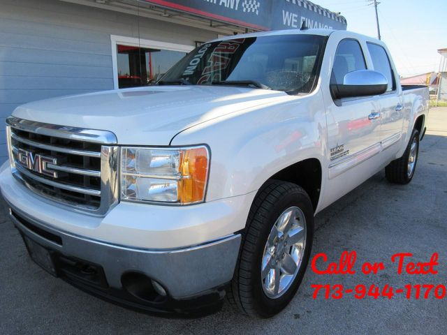 2013 GMC Sierra 1500 SLE south houston, TX 0