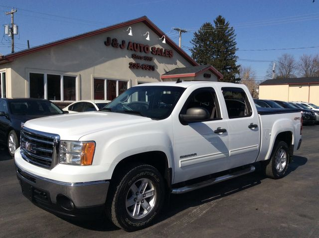 2013 GMC Sierra 1500 SLE in Troy, NY 12182
