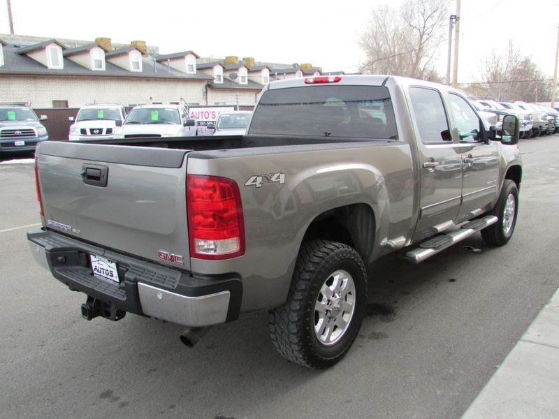 2013 GMC Sierra 2500HD SLT Crew Cab 4X4  city Utah  Autos Inc  in , Utah