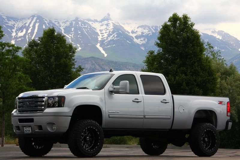 2013 GMC Sierra 2500HD SLT Z71 4x4  city Utah  Autos Inc  in , Utah