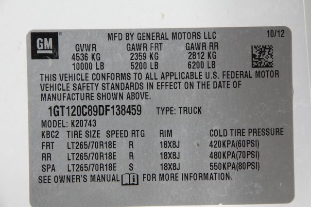 2013 GMC Sierra 2500HD Z71 4x4 in American Fork, Utah 84003