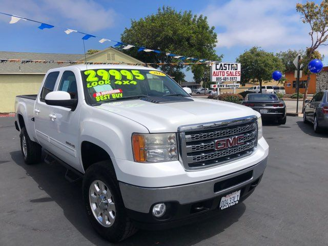 2013 GMC Sierra 2500HD SLT in Arroyo Grande, CA 93420