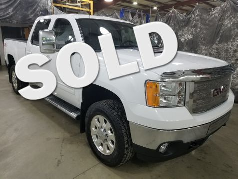 2013 GMC Sierra 2500HD SLT Crew Duramax  4x4 in Dickinson, ND