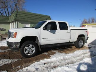 2013 GMC Sierra 2500HD SLT in Fort Collins, CO 80524