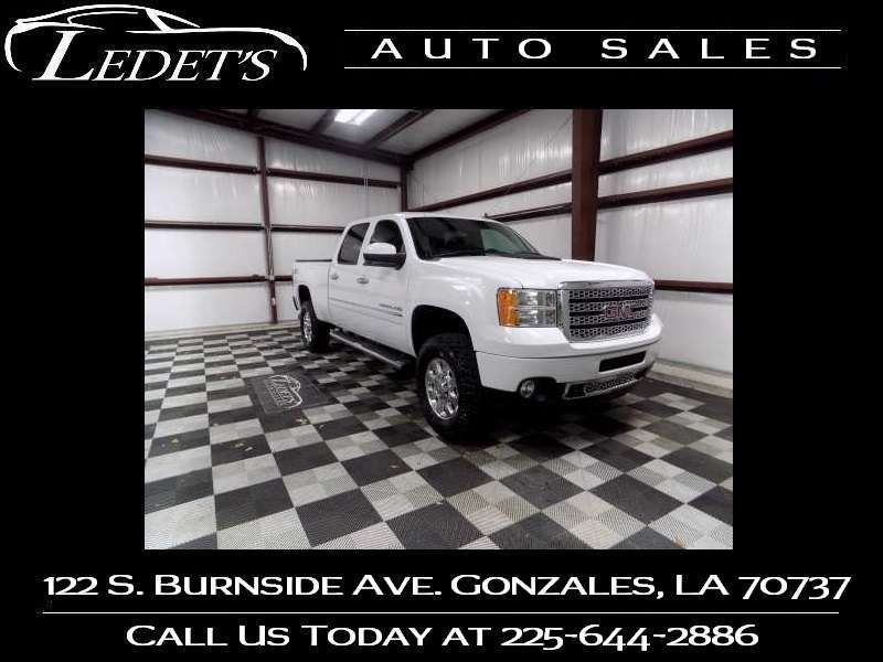 2013 GMC Sierra 2500HD Denali - Ledet's Auto Sales Gonzales_state_zip in Gonzales Louisiana