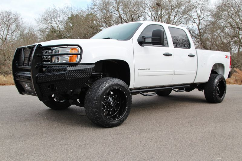 2013 GMC Sierra 2500HD SLE - 4x4 - LIFTED