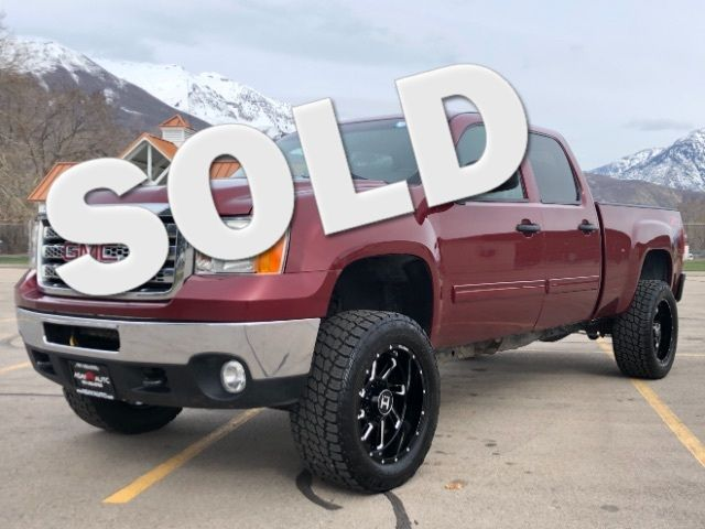 2013 GMC Sierra 2500HD SLE LINDON, UT