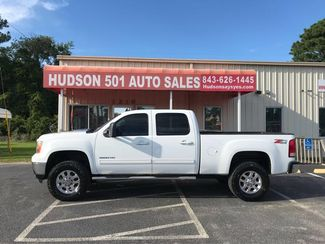 2013 GMC Sierra 2500HD SLT | Myrtle Beach, South Carolina | Hudson Auto Sales in Myrtle Beach South Carolina