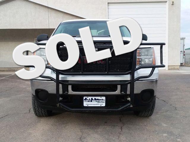2013 GMC Sierra 2500HD Work Truck Pueblo West, CO