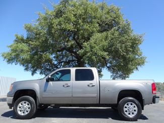 2013 GMC Sierra 2500HD Crew Cab SLT 6.0L V8 4X4 in San Antonio Texas, 78217