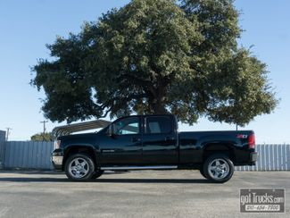 2013 GMC Sierra 2500HD Crew Cab SLT 6.0L V8 4X4 in San Antonio, Texas 78217