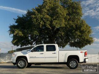 2013 GMC Sierra 2500HD Crew Cab Denali Z71 6.6L Duramax Turbo Diesel 4X4 in San Antonio, Texas 78217