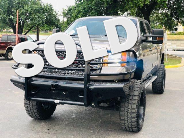 2013 GMC Sierra 2500HD SLT in San Antonio, TX 78233